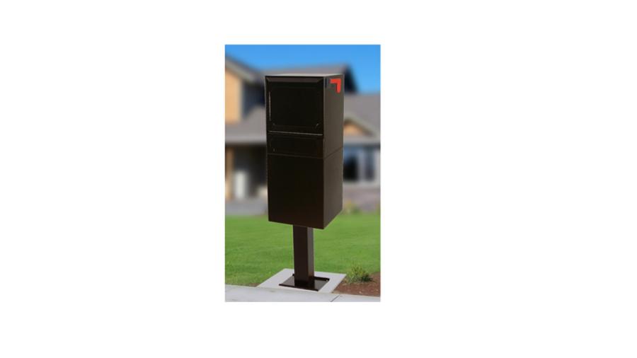 dVault® Parcel Protector Vault Locking Mailbox